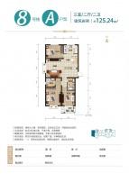 靖烨·天朗美域3室2厅2卫