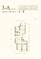 金林雅苑3室2厅2卫