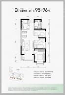 金地·格林格林3室2厅1卫
