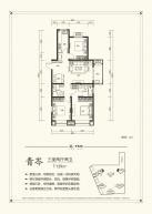中国铁建·青秀嘉苑3室2厅2卫