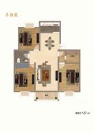 乐怡苑3室2厅1卫