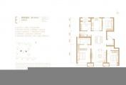 新城熙红印4室2厅2卫