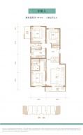 润景名苑(天润福熙大道)3室2厅2卫